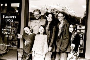 Bucknum Family 2011
